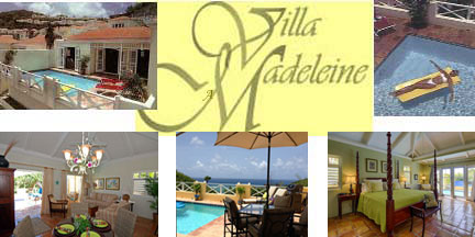 Villa Madeleine - Private Pool Upscale Luxury Villas
