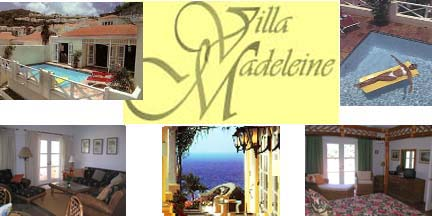 Villa Madeleine features each condo villa with a private pool and upscale amenities